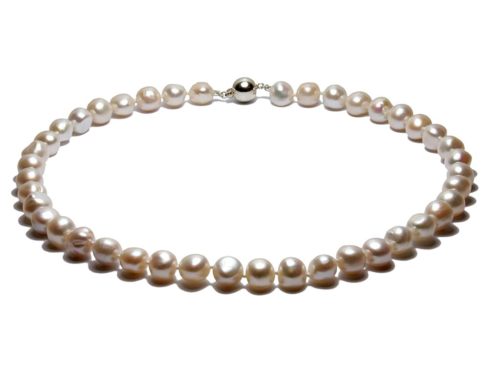 Celine Baroque White Pearl Necklace Love My Pearls