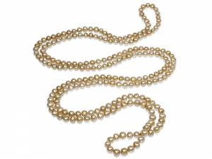 Aurea - Golden Pearl Rope-0