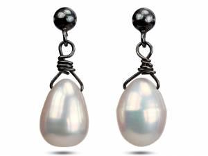 Roxy - Metallic Pearls, Rustic Style-0