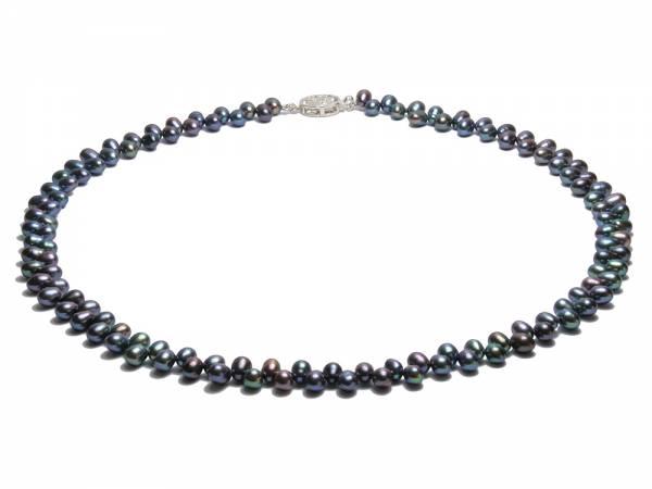 Anais - Black Pearl Choker-0