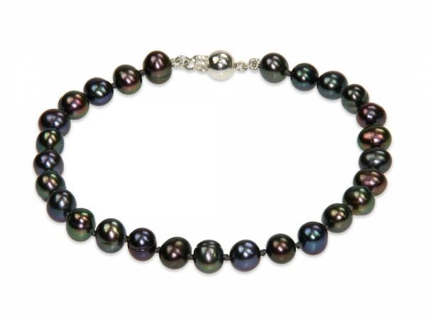 Manon - Black Pearl Bracelet-0