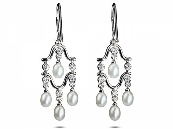 Venezia - Chandelier Pearl Earrings